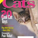CATS November 1999 Chiropractic pain Relief FIP Cornish Rex