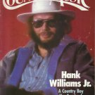 COUNTRY MUSIC September October 1986 No 121 HANK WILLIAMS JR Rosanne Cash Nitty Gritty Dirt Band