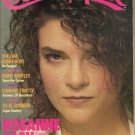 COUNTRY MUSIC July August 1988 ROSANNE CASH Jo-el Sommier Conway Twitty KEITH WHITLEY THE OAKS