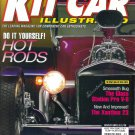 KIT CAR ILLUSTRATED August 1998 XANTHOS 23 StationPro V8 JBL Motorsports Cobra