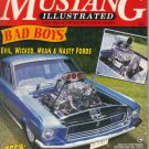 Mustang Illustrated and High Performance Ford Magazine-October 1992-Robert Isaacs-1968 Mustang