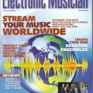 Electronic Musician Magazine-November 2004-Little Feat-Gil Morales-Paul Barrere-Fred Tackett