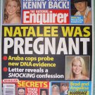 NATIONAL ENQUIRER January 2 2006 Natalee Holloway PREGNANT Aruba Brad and Angelina
