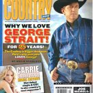 COUNTRY WEEKLY January 30 2006 GEORGE STRAIT Carrie Underwood JOE NICHOLS SUSAN HAYNES