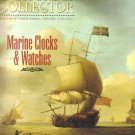Nautical Collector Magazine-November December 1994-Bill Eisele-Marine Clocks Watches-SS Normandie
