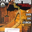 Transworld Skateboarding Magazine October 2009-Sean Malto-Torey Pudwill-Andrew Brophy
