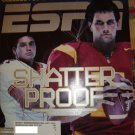 ESPN August 30 2004 SHATTER PROOF David Pollack Georgia Matt Leinart USC