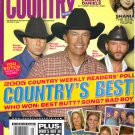 COUNTRY WEEKLY January 2 2006 Trick Pony Jack Ingram Mindy McCready Charlie Daniels