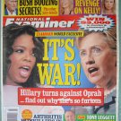 NATIONAL EXAMINER November 21 2005 OPRAH Hillary WAR Tony Leggett Kathie Lee Gifford