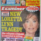 NATIONAL EXAMINER November 14 2005 LORETTA LYNN TRAGEDY Bob Barker Donald Trump Martha Stewart