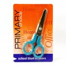 "Kiddie Blunt Scissors 4½"" Great for Kids Crafts and School-Turquoise _165-041G"