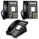 Lucent Avaya 8410D Definity 10-Line Phones (QTY 3) w/Handsets & Cords 8410D03A _280-01
