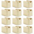 Sugar Packet Ceramic Caddy Holder (Qty 12) Speckled Ivory Diversified Ceramics _175-02