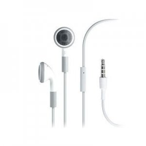 Headset Headphone Earphone for iPod classic nano touch video iPhone 3G 3GS 4g 4 Mic