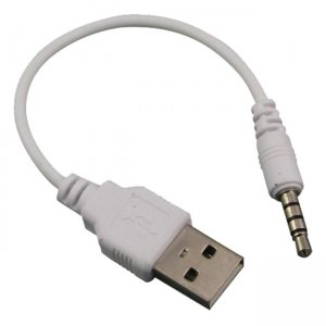 USB CABLE SYNC and CHARGER CORD for Apple IPOD SHUFFLE 2ND GEN