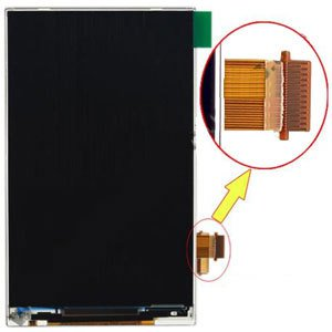 Replacement Lcd Led glass screen display with narrow flex for Sprint HTC Evo 4G LCD phone