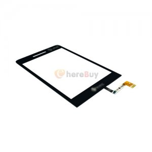 Replacement glass Screen Digitizer display for HTC Fuze Touch Pro P4600 cellphone