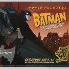 WB Kids PRINT AD Batman, Pokemon, Yu-Gi-Oh, Jackie Chan TV advertisement 2003