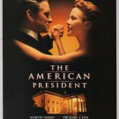 The American President '90s PRINT AD movie MICHAEL DOUGLAS Annette Bening advertisement 1995