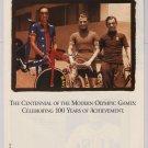 1996 Olympics PRINT AD cycling General Motors advertisement '90s