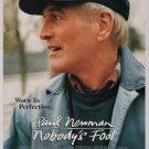 Paul Newman '90s movie PRINT AD Nobody's Fool advertisement 1994