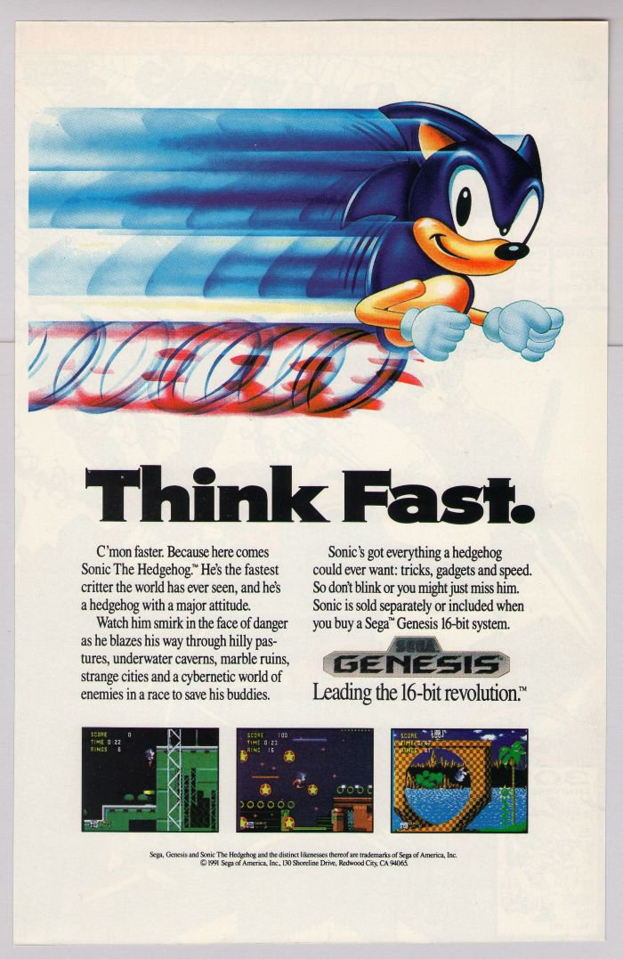 Sonic The Hedgehog Video Game Tv Tropes
