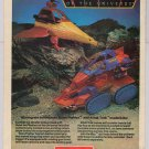 MOTU model kits '80s PRINT AD Monogram Masters of the Universe He-Man vintage 1983