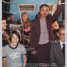 Richard Dunn of Tim and Eric PRINT AD Kellogg's Pop Tarts advertisement breakfast food 2003
