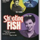 Shooting Fish movie '90s PRINT AD Kate Beckinsale film advertisement 1997