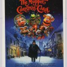 Muppet Christmas Carol movie '90s PRINT AD Muppets advertisement 1992