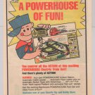 Bachmann Powerhouse electric train set '80s PRINT AD vintage advertisement 1980s