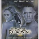 WWE Day of Reckoning 2-page PRINT AD video game wrestling advertisement 2005