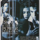 PRINCE New Power Generation '90s PRINT AD Diamonds and Pearls 1991