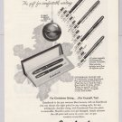 Esterbrook Pens &#39;50s PRINT AD fountain pen vintage advertisement 1953