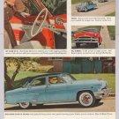 1954 Mercury '50s PRINT AD automobile vintage car advertisement 1953