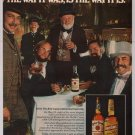 EARLY TIMES whiskey '70s PRINT AD vintage alcohol advertisement 1979