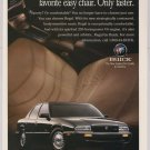 Buick Regal '90s PRINT AD automobile car advertisement 1995