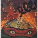 TMNT Hyperstone Heist '90s 3-page PRINT AD Teenage Mutant Ninja Turtles video game ad 1991
