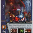 Marvel Trading Card Game PRINT AD video game advertisement Konami 2007