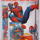 SPIDER-MAN Shakespeare PRINT AD fishing gear advertisement 2007