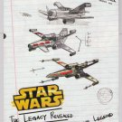 STAR WARS The Legacy Revealed PRINT AD History Channel X-Wing advertisement 2007