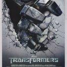 TRANSFORMERS movie PRINT AD mini-poster film advertisement 2007