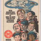 STAR TREK comic book Tom Sutton '80s PRINT AD DC Comics vintage advertisement 1984