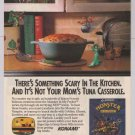 Monster in My Pocket '90s PRINT AD video game advertisement Konami 1992
