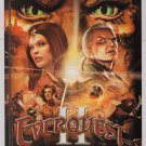 EVERQUEST II video game PRINT AD Sony Online advertisement 2004