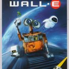 WALL-E Disney Pixar movie PRINT AD video advertisement 2009