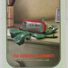 GUMBY Altoids gum PRINT AD curiously strong advertisement print ad 2004
