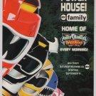 Power Rangers Wild Force PRINT AD kids tv series ABC Family 2002