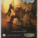 BIOSHOCK video game PRINT AD advertisement 2008