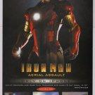 IRON MAN Aerial Assault PRINT AD iPhone video game advertisement 2008